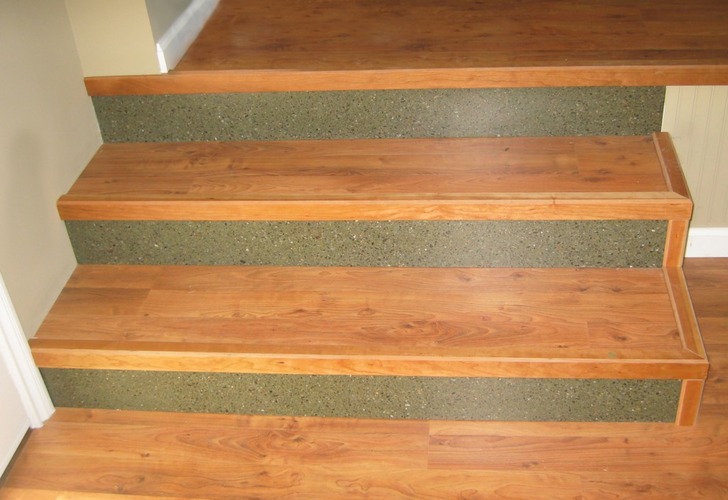 Plantation Stair Risers