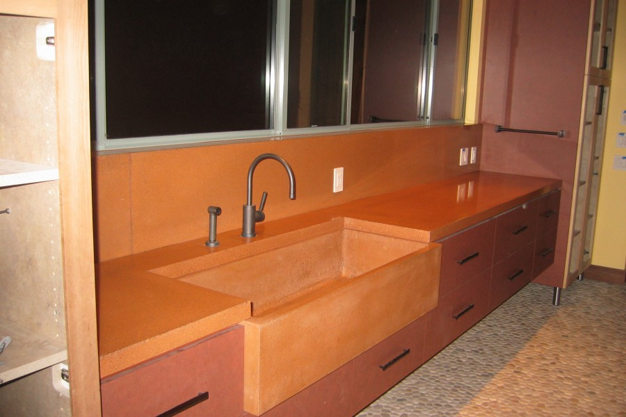 Custom Concrete Sinks Can Add An Exciting Design Element To Any Bathroom Or  Vanity, Combining Form With Function In A Beautiful Array Of Stones And  Colors.