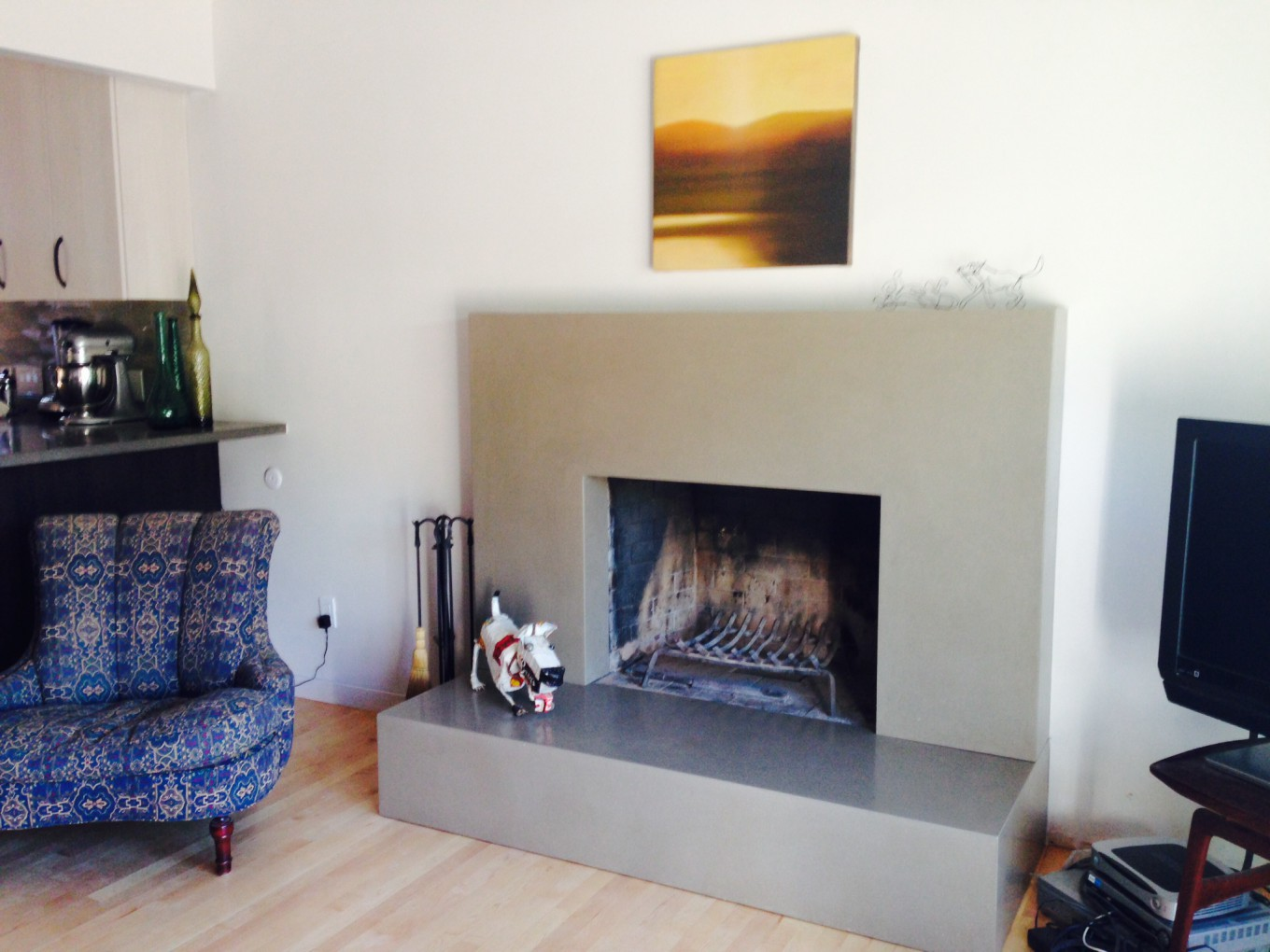 Fireplace Transformed
